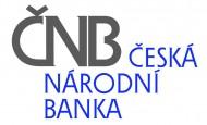 ČNB ponechává úrokové sazby beze změny poblíž nuly